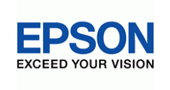This is an Epson logo image
