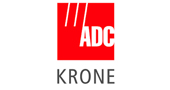 This is an image of ADC Krone logo