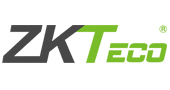 This is an image of ZKTeco logo