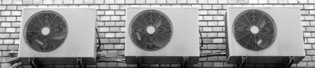 This is an image of an Aircon unit