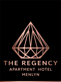 The Regency Hotel and Apartments Logo Image