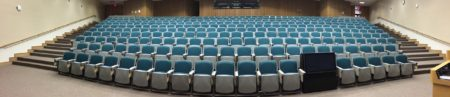 This is an image of an auditorium