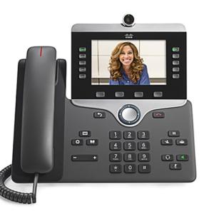 Cisco 8845 IP Phone Image