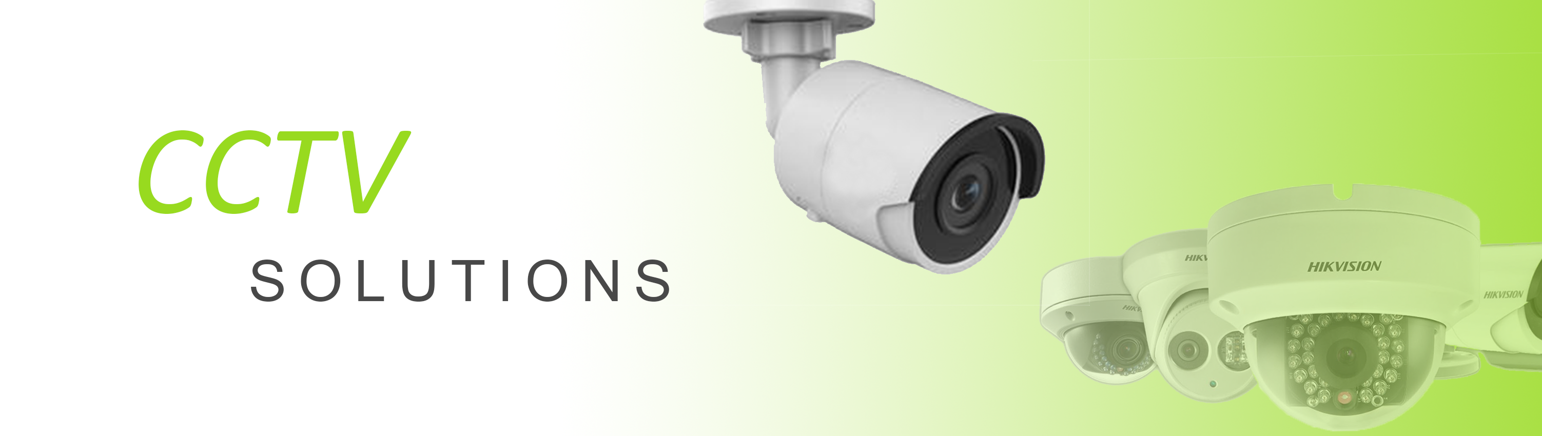 Bright Networks CCTV Solutions Graphic Image