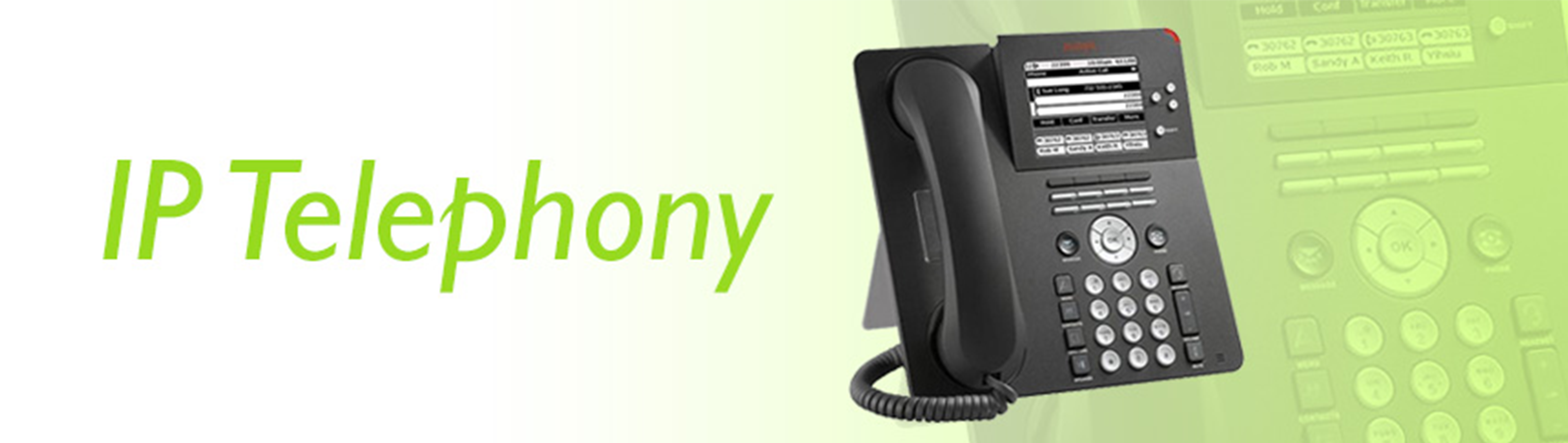 Bright Networks IP Telephony graphic Image
