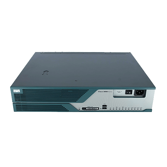Cisco 3825 Integrated Router Image