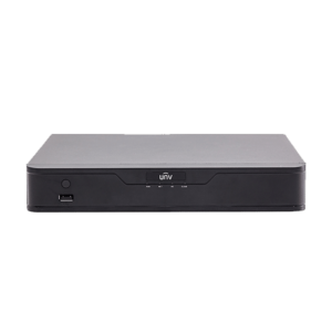Uniview 8-Channel NVR (NVR301-08-P8) Image