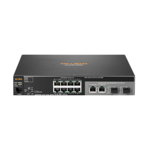 Aruba 2530-8G-PoE+ Switch (J9774A) Image