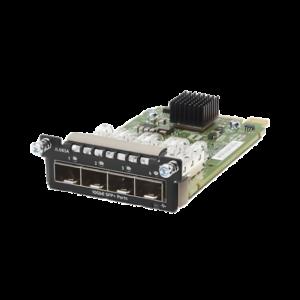 Aruba 2930M 4SFP+ Expansion Module (JL083A) Image