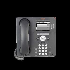 Avaya 9630 SIP VoIP Deskphone Image