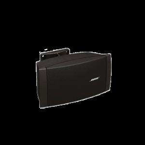 Black Bose FreeSpace 16W Surface LoudSpeaker (DS16SB) Image