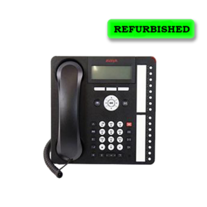 Refurbished Avaya 1616 IP Deskphone Image