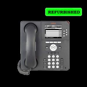 Refurbished Avaya 9630 SIP VoIP Deskphone Image