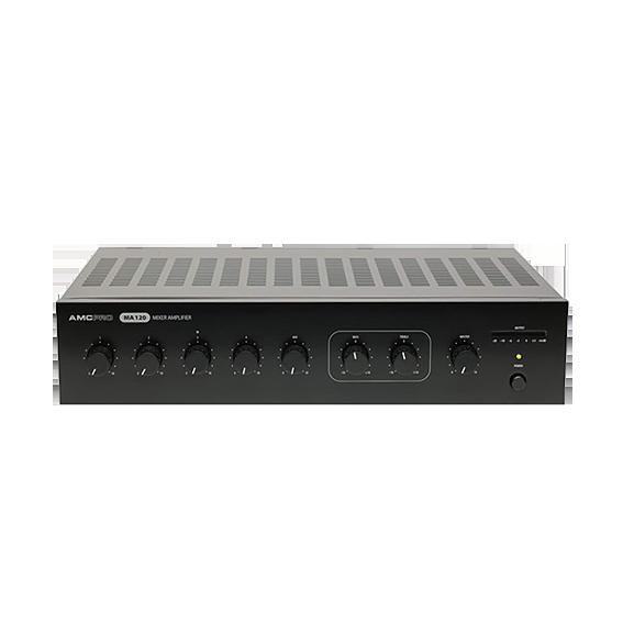 AMC 120W Mixer Amplifier (MA120) Image