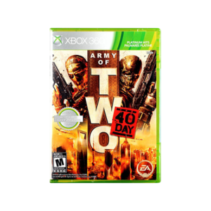 ARMY OF TWO-THE 40TH DAY X360 Image