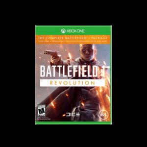 Battlefield 1 Revolution Edition Xbox One Image