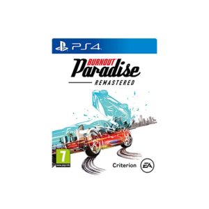 Burnout Paradise Remastered (PS4) Image