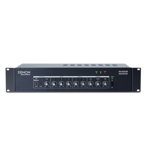 Denon 120W 6-Channel Mixing Amplifier (DN-333XAB) Image