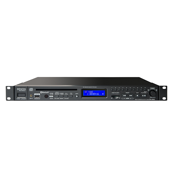 Denon 300Z Media Player (DN-300Z) image