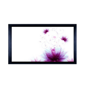 "JK F10 92"" Projection Screen Image"