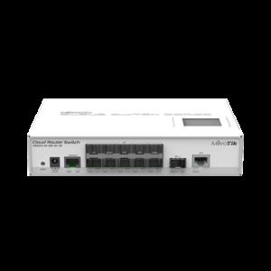 MikroTik 12 Port SFP+ (MIK-CRS212-1G-10S-1S+IN) Image