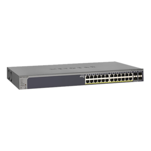 Netgear 28-Port GS728TPP Switch (N-GS728TPP-100EUS) Image