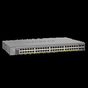 Netgear 52-Port GS752TP (N-GS752TP-100EUS) Image