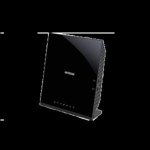 Netgear AC1600 Wi-Fi Router (D6400-100UKS) Image