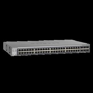 Netgear GS752TSB (N-GS752TPSB-100EUS) Image