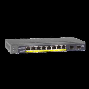Netgear ProSafe GS110TP (N-GS110TP-200EUS) Image