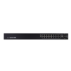 Ubiquiti 16 Port SFP 150W PoE Switch (ES16-150) Image