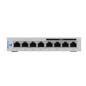 Ubiquiti 8 Port 60W PoE Switch (US8-60) Image