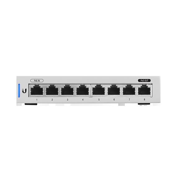 Ubiquiti 8 Port Passthrough Switch (US8) Image