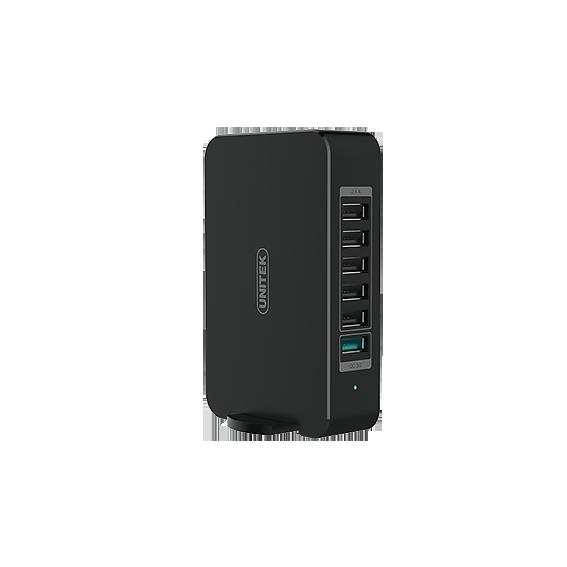 Y-P535 Unitek USB Smart Charging Station Image