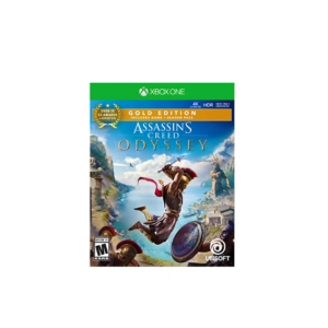 Assassin's Creed Odyssey: Gold Edition (Xbox One) Image
