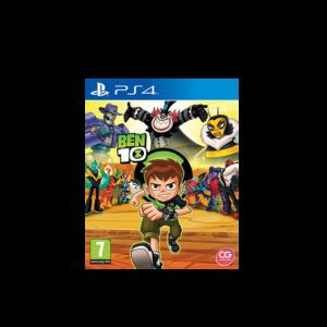 Ben 10 (PS4) Image