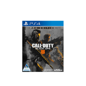 Call of Duty Black Ops 4 Pro Edition (PS4) Image