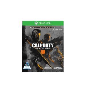 Call of Duty Black Ops 4 Pro Edition (Xbox One) Image