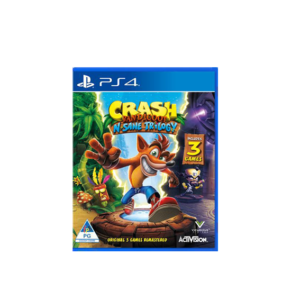 Crash Bandicoot 'N Sane Trilogy (PS4) Image