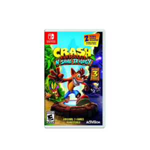 Crash Bandicoot 'N Sane Trilogy (Switch) Image