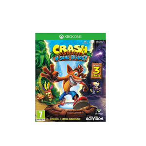 Crash Bandicoot 'N Sane Trilogy (Xbox One) Image