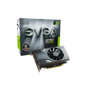 EVGA GeForce GTX 1060 6G Graphics Card Image