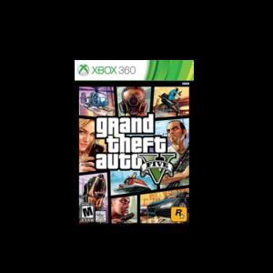Grand Theft Auto V (Xbox 360) Image