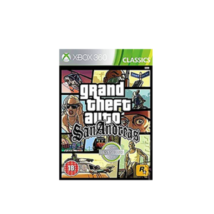 Grand Theft Auto: San Andreas (Xbox 360) Image
