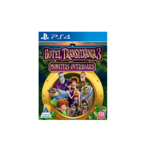 Hotel Transylvania 3 Monsters Overboard (PS4) Image