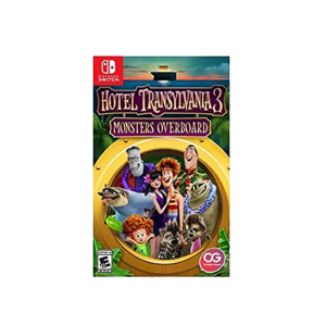 Hotel Transylvania 3 Monsters Overboard (Switch) Image