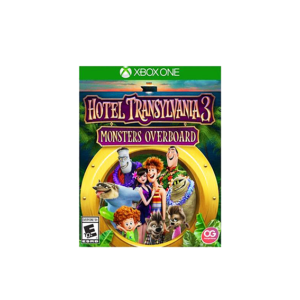 Hotel Transylvania 3 Monsters Overboard (Xbox One)