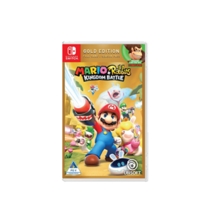 Mario + Rabbids Kingdom Battle Gold Edition (Switch) Image