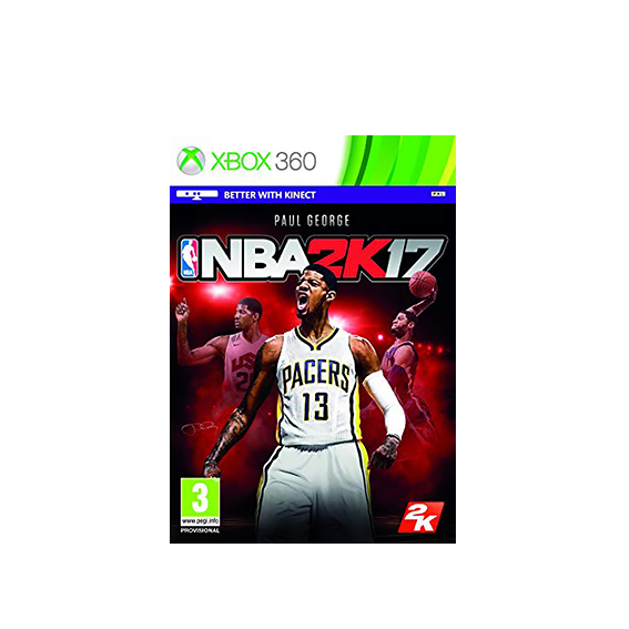 NBA 2K17 (Xbox 360) - Bright Networks | Online Store