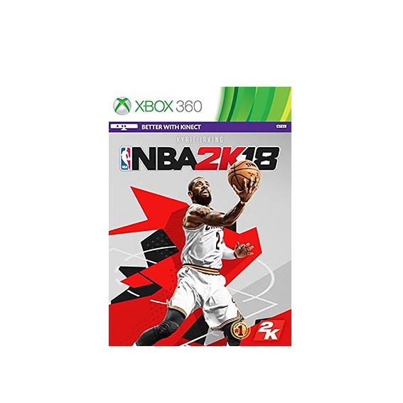 Nba 2K18 Standard Edition Xbox 360